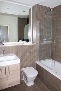 Bathroom fitting LGC Decorators
