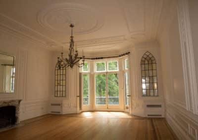 Central London - Decorating of high end properties in London