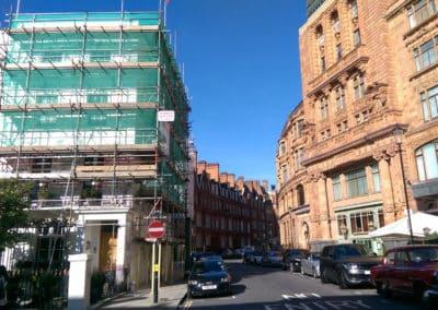 Knightsbridge - Exterior painters in West London