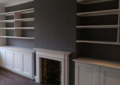 Bespoke joinery fitting and decorating